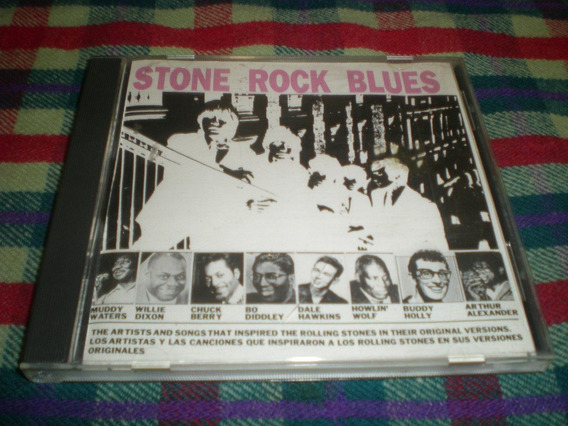 Stone Rock Blues / Waters-dixon-berry-diddley-wolf-holly M3