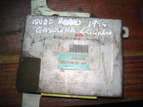 Vendo Computadora De Isuzu Rodeo , Año 1994, 4 Cilindros, Ga