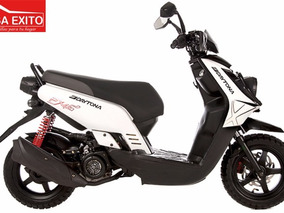 Moto Daytona Dy150 S1--- Scooter Fatty Año 2017