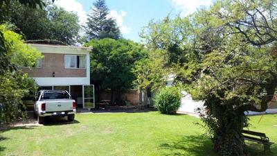 Excelente Casa En Villa Carlos Paz - Pileta Y Rio Al Frente