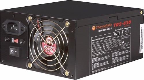 Fonte Atx Thermaltake Tr2-430w Dual Fan