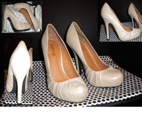 Zapatos Con Plataforma Oculta Marca Kenneth Cole
