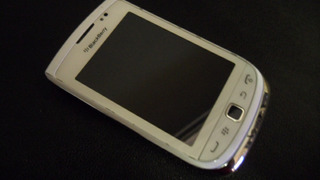 Blackberry Torch 9810 Blanco Liberado De Fabrica