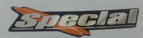 Emblema Adesivo Special Gol Bola Parat E Saveiro Vw