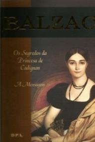 Livro - Os Segredos Da Princesa De Cadignan Honoré De Balzac