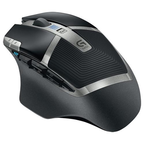 Mouse Logitech G602 Wireless 2500dpi 11 Botões Gar. 3 Anos
