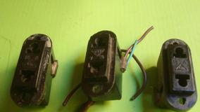 3 Tomadas Originais Gradiente Model 76-86-126-166-246-366
