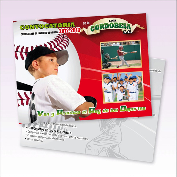 1000 Volantes Todo Color Flyers Flayers 1/4 Carta A 22¢ C/u
