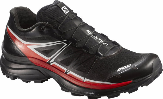 Zapatilla Salomon S-lab Wing Sg Trail Running Unisex