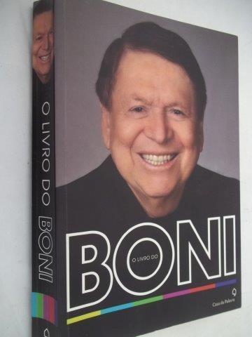 * O Livro Do Boni - Literatura Nacional