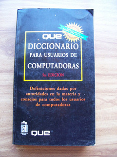 Diccionario Para Usuarios Decomputadora-c/disco-petersen-pm0