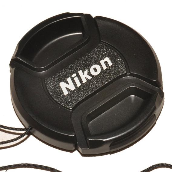 Tampa Objetiva Nikon 58ø 58mm Lens Cap
