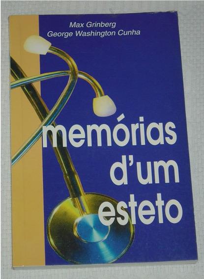 Memorias De Um Esteto Max Grinberg George Washingto Livro /