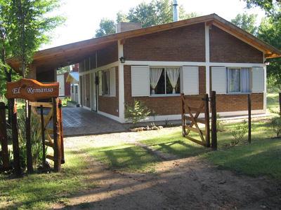 Cabañas En Villa Ciudad Parque Los Reartes