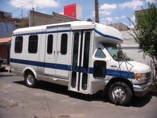Renta Camioneta Con Rampa Para Discapacitado Silla De Ruedas