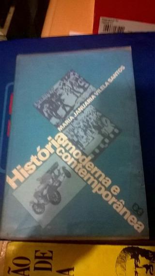 Livro História Moderna