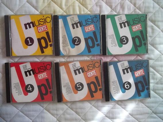 Lote 6 Cds Compilados Música Pop Internacional