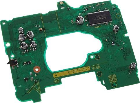 Tarjeta  Logica Procesador Consola Nintendo Wi Unidad Dvd