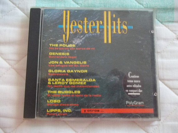 Cd Compilados Yester Hits