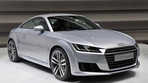 Audi Tt 2015 Kit Air Bag   Autopartsabc