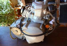Motor Rotax 125 2t Caja De 6ta Aguatero - Nuevo