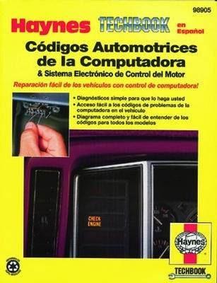 Códigos Automotrices De La Computadora Del Control Del Motor