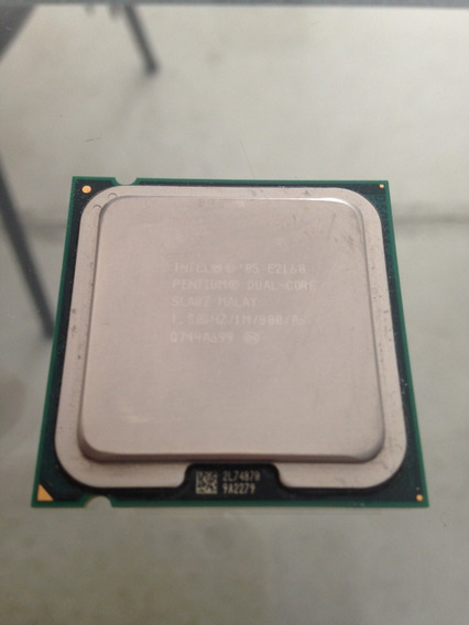 Processador Intel E2160 Pentium Dual Core