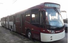Ônibus Urbano Bi-articulado Parcelamos No Cheque Volvo B12m