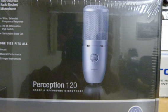 Microfopne Akg Perception 120