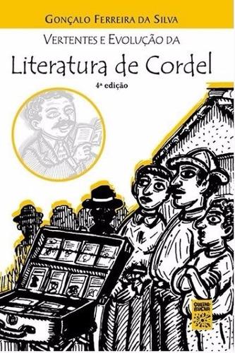 Imagem 1 de 1 de Vertentes E Evolução Da Literatura De Cordel