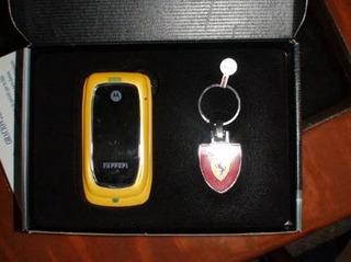 Celular Nextel I897 Ferrari Amarillo Original Nuevo En Caja