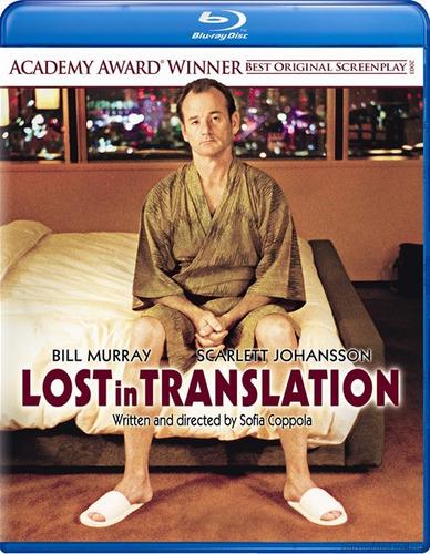 Blu-ray Lost In Translation / Perdidos En Tokio