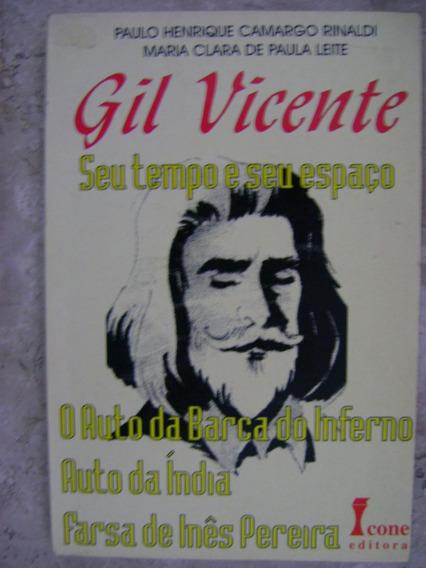 Gil Vicente Seu Tempo E Seu Espaço Paulo Henrique Camargo 82