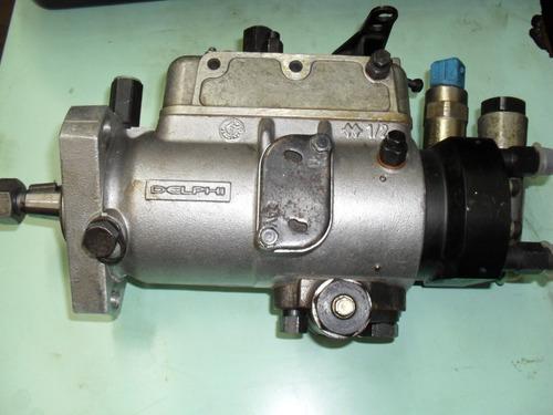 Bomba Injetora Retro Case 580 M, Delphi, Motor Diesel