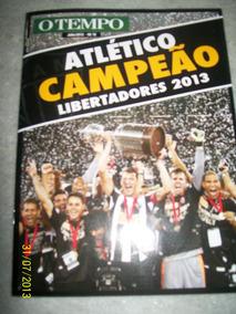 Revista Atlético Mineiro Campeão Libertadores 2013