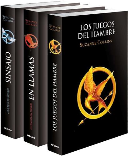 Trilogía Los Juegos Del Hambre - Suzanne Collins/ Rba