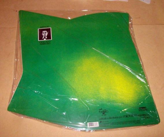 Pescado Rabioso - Artaud - Lp Vinyl - S