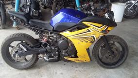 Yamaha Fz6r Mod 2009 Partes Restaurar Kawasaki Suzuki Honda