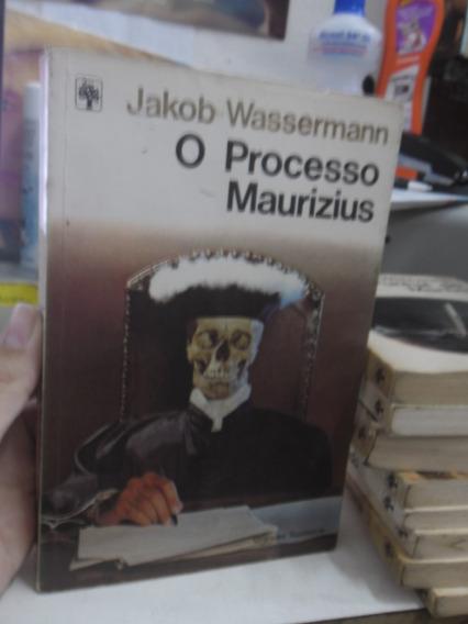 Coleção Grandes Sucessos - O Processo Maurizius - Fret Grát