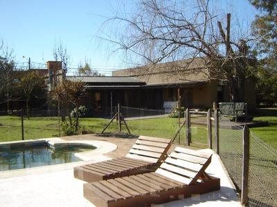 Excepcional Casa En Villa Elisa Sobre Gran Lote