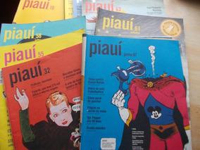 Revista Piauí - Diversos Números