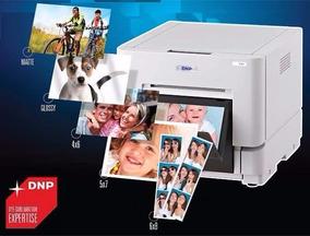 Impressora Fotográfica Profissional Dnp Rx1 10x15 15x20