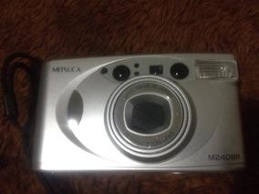 Camara Mitsuca Lentes Japan M24dbr Com Zoom Capa