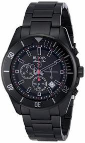 Relógio Masculino Bulova 98b231 Original Marine Star