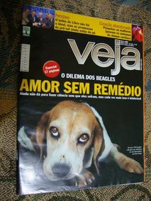 Revista Veja - Nº 44 - Outubro2013 - O Dilema Dos Beagles