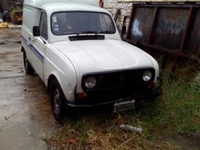 Renault R4 1988