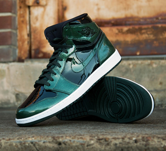 Air Jordan Retro High Oferta! (grove Green Edition)