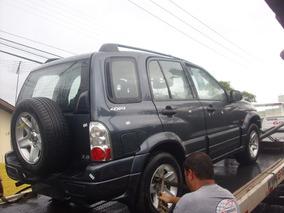 Sucata Peças Gm Tracker 2008 4x4 Gasolina