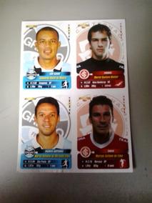 Figurinhas Álbum Campeonato Brasileiro 2012