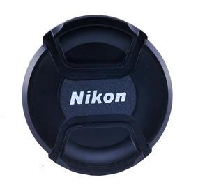 Tampa Frontal Para Lente Nikon 52mm - Diâmetro